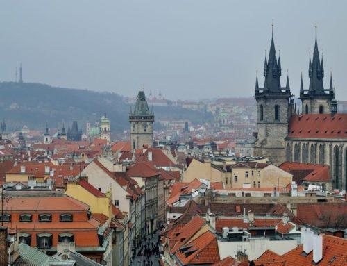 Los mejores miradores de Praga (con mapa incluido)
