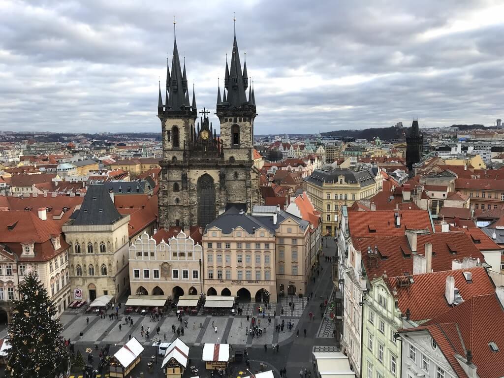los mejores miradores de Praga