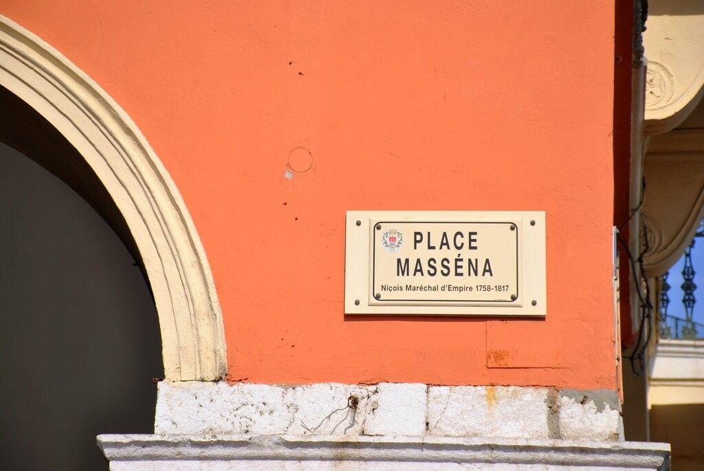 plaza massena, Niza