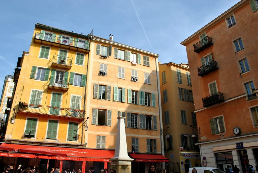 qué ver en Niza, Costa Azul