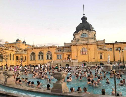 Guía para visitar el Balneario Széchenyi de Budapest