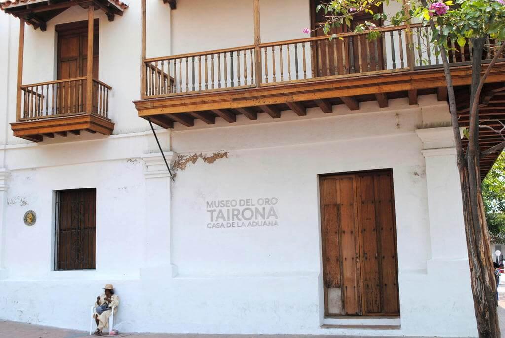 Museo del Oro Tairona