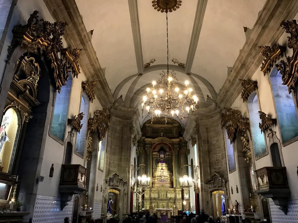 Interior Iglesia de Ntra Señora de la Consolación