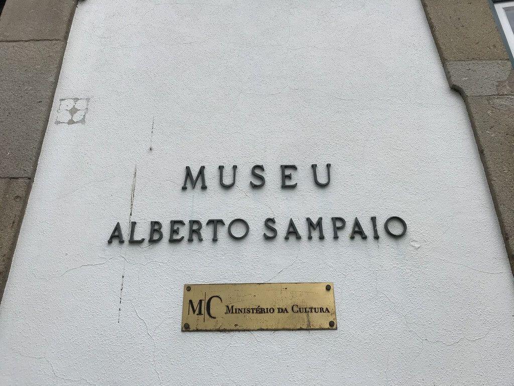Museo Alberto Sampaio, Guimaraes