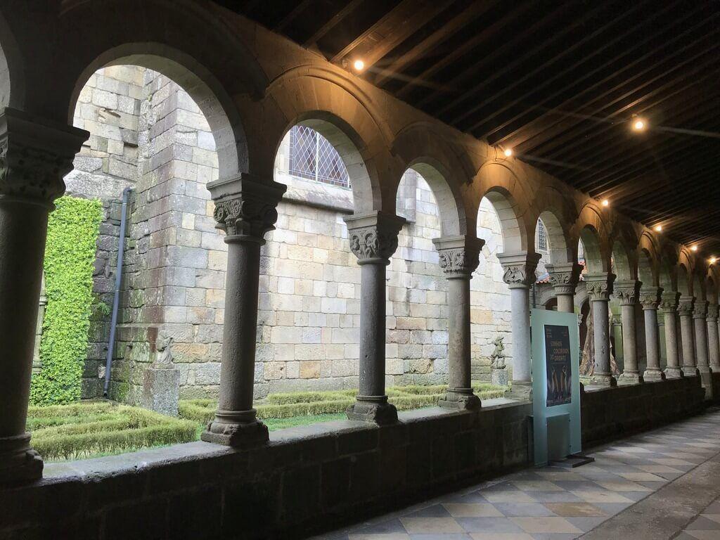 Bellísimo claustro