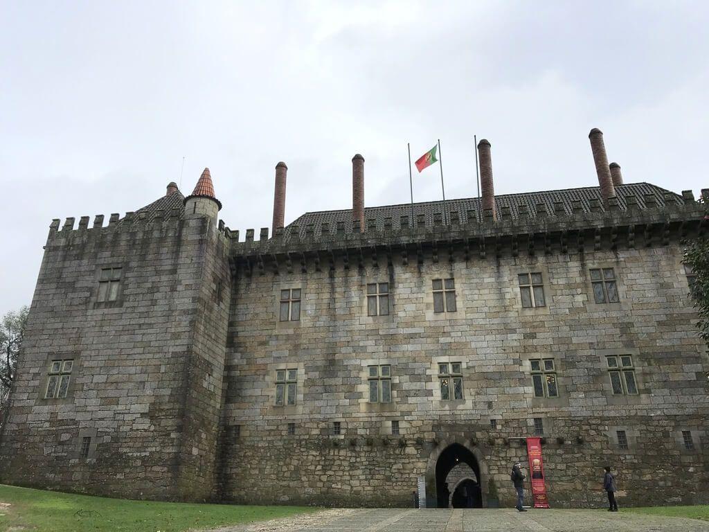 Palacio de los Duques de Bragança