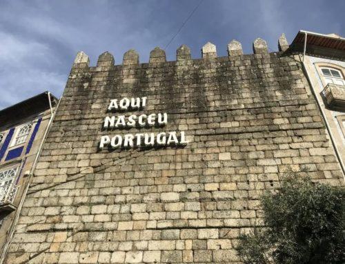 Guimaraes, la ciudad donde nació Portugal