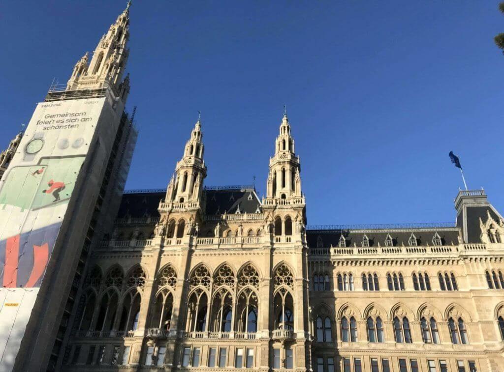 Rathaus, Ayuntamiento de Viena