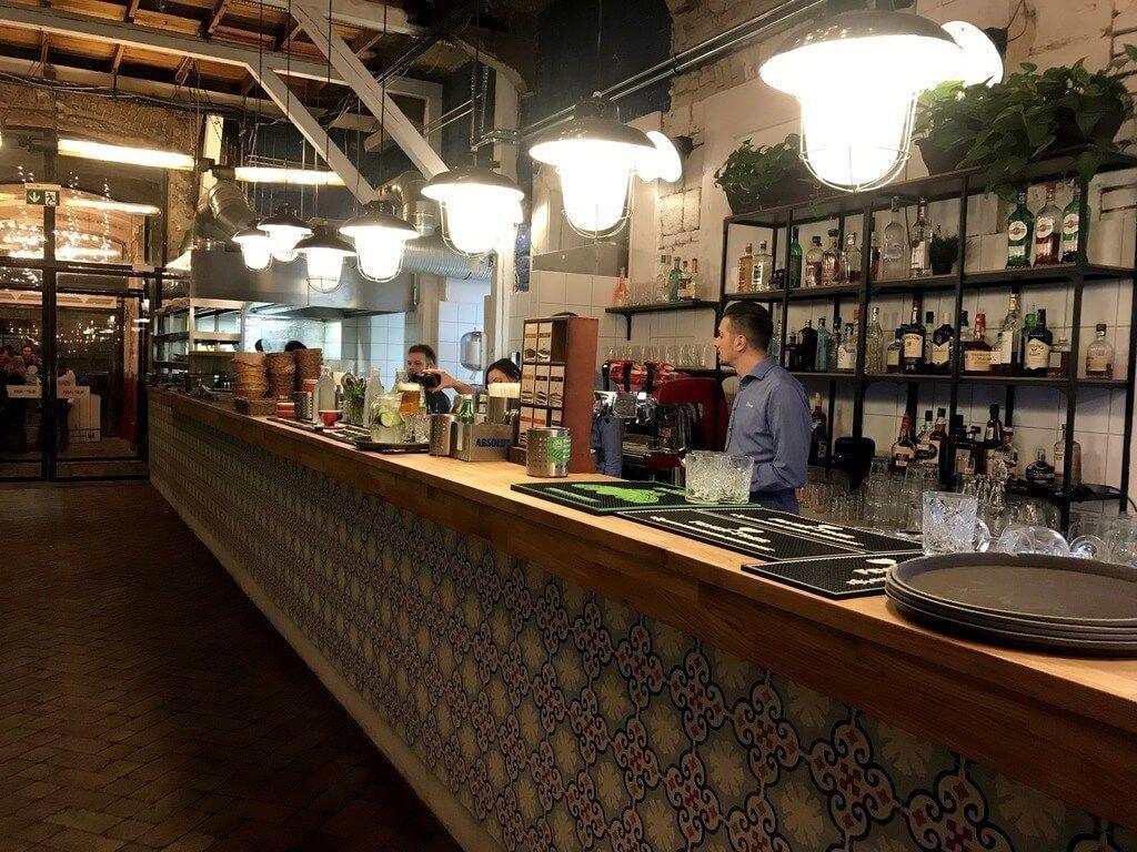 Restaurante del Masel Tov