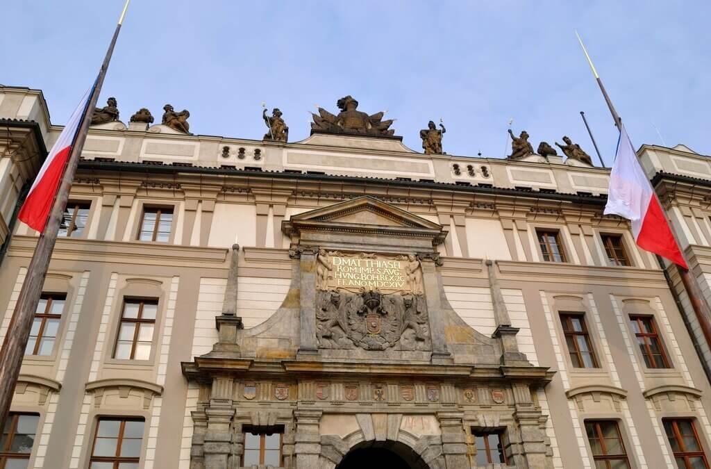 qué ver en el Castillo de Praga