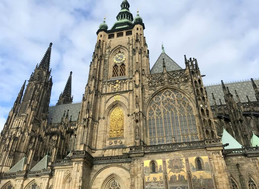 Catedral de San Vito, Praga
