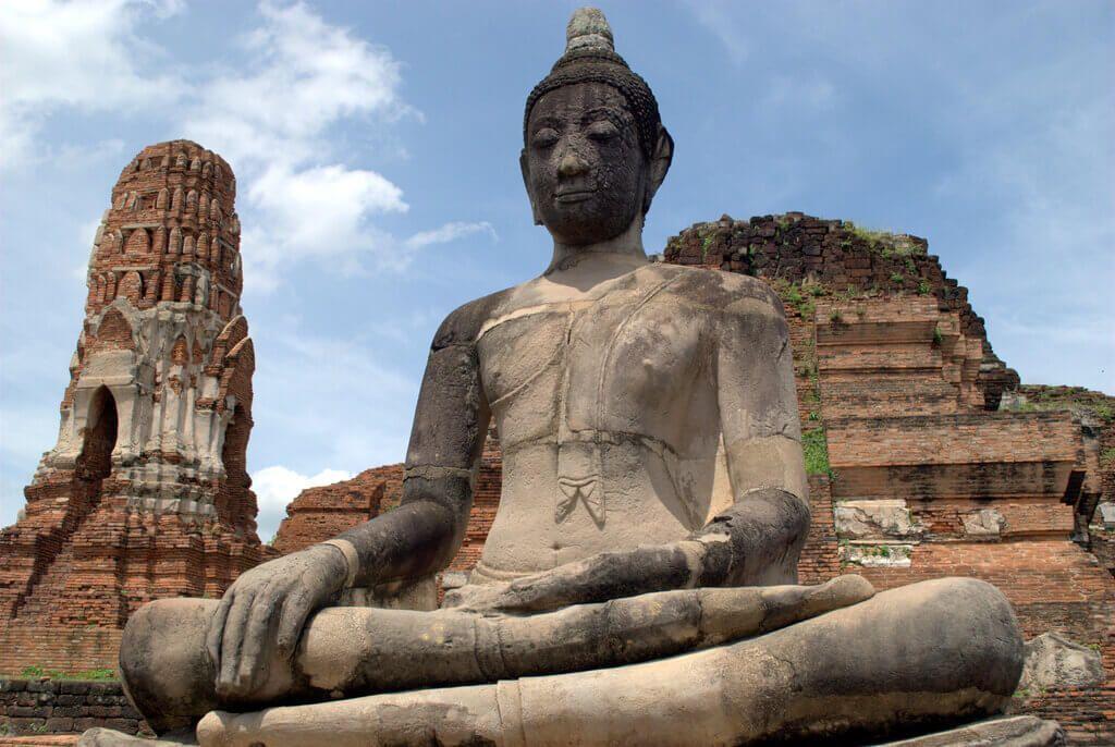 qué ver en Ayutthaya el antiguo reino de siam