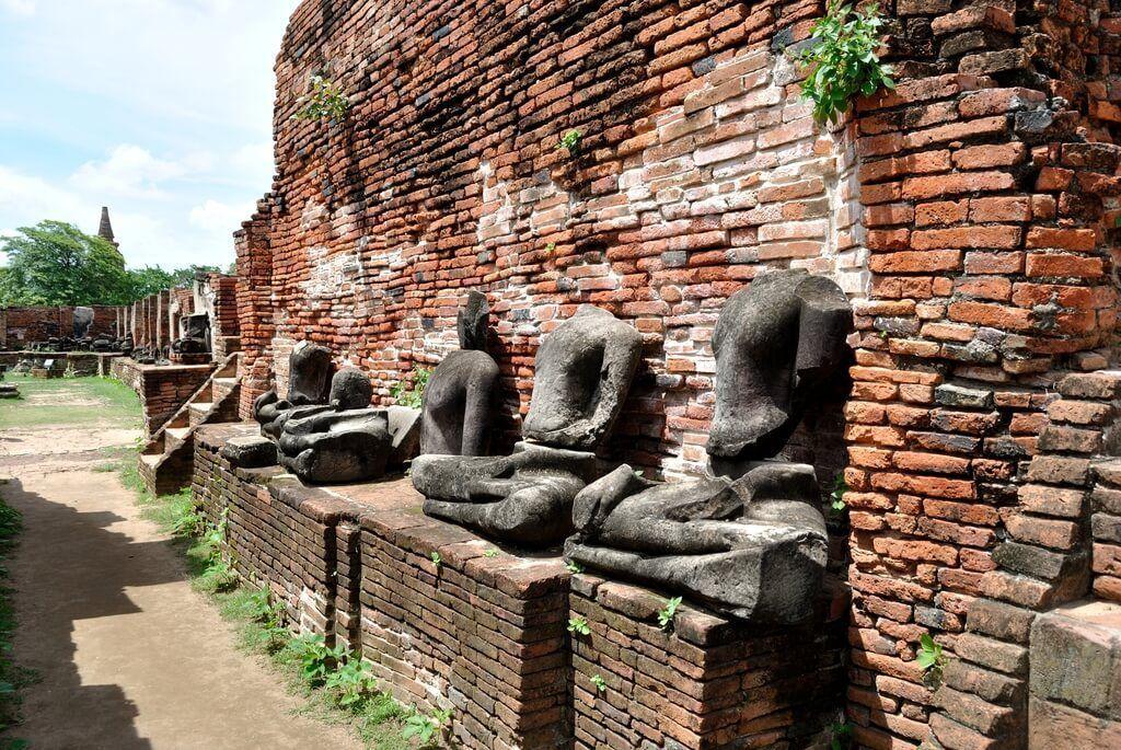 qué ver en ayutthaya