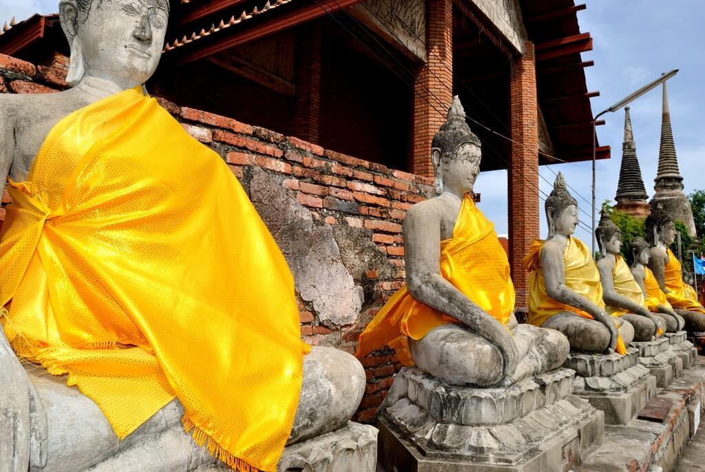qué ver en ayutthaya, antiguo reino de siam