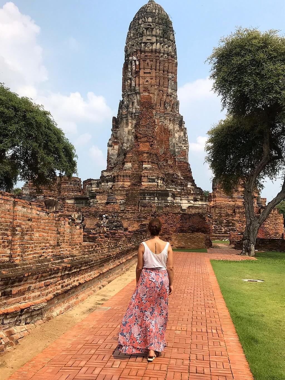 ayutthaya reino de Siam