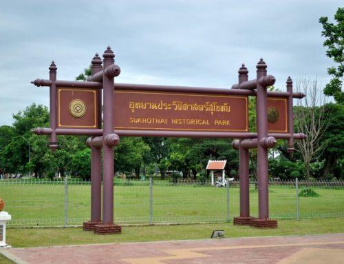 Visitar Sukhothai desde Bangkok. Guía completa