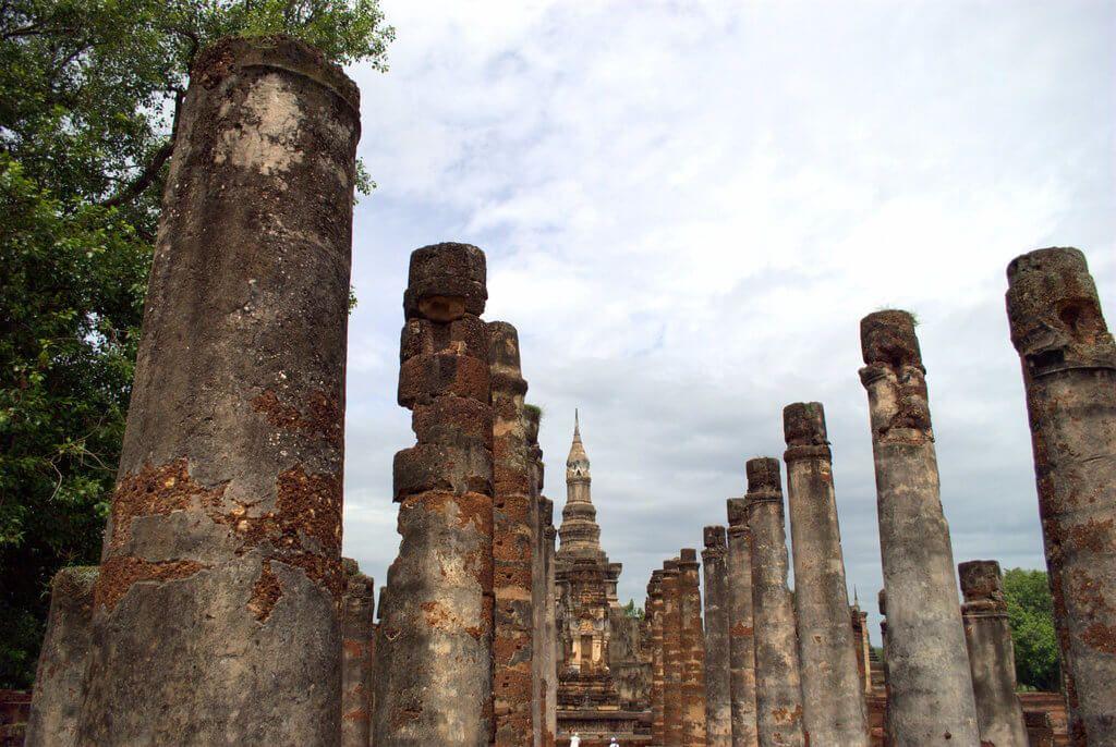qué ver en Sukhothai