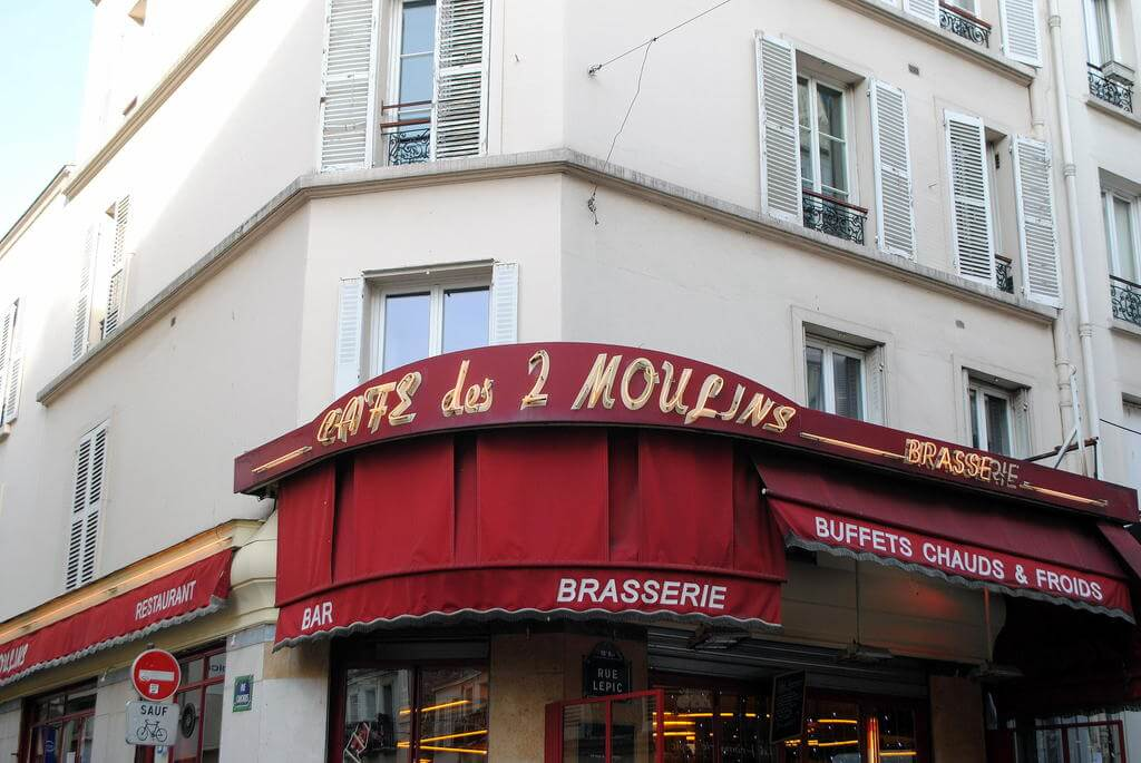 barrio de Montmartre, París