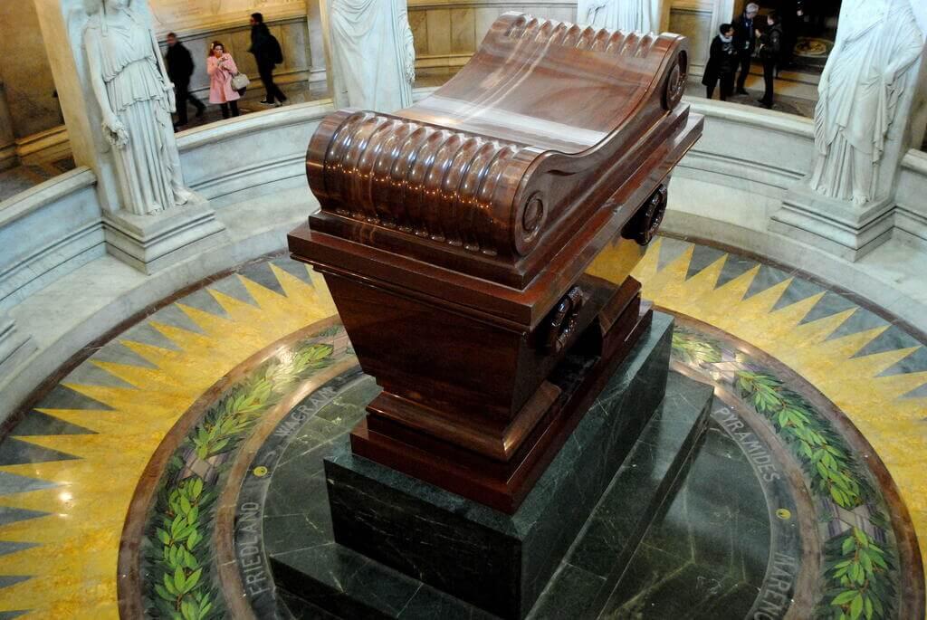 Tumba de Napoleón Les Invalides