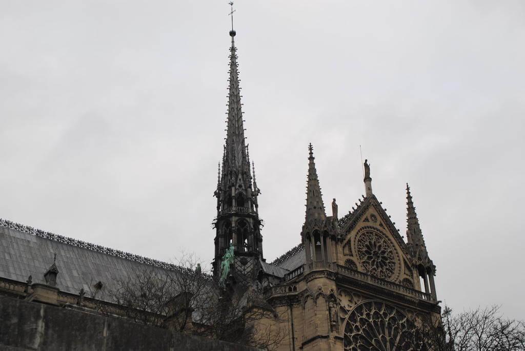 10 lugares que ver tu primera vez en paris
