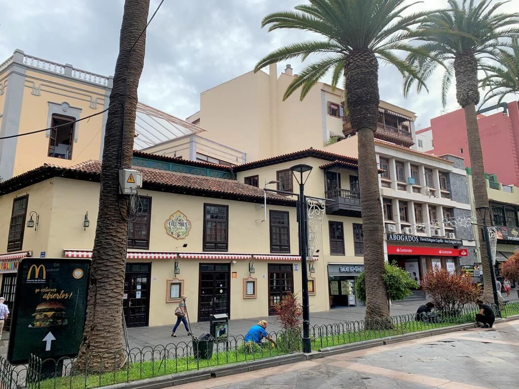 Restaurantes en la Plaza del Charco