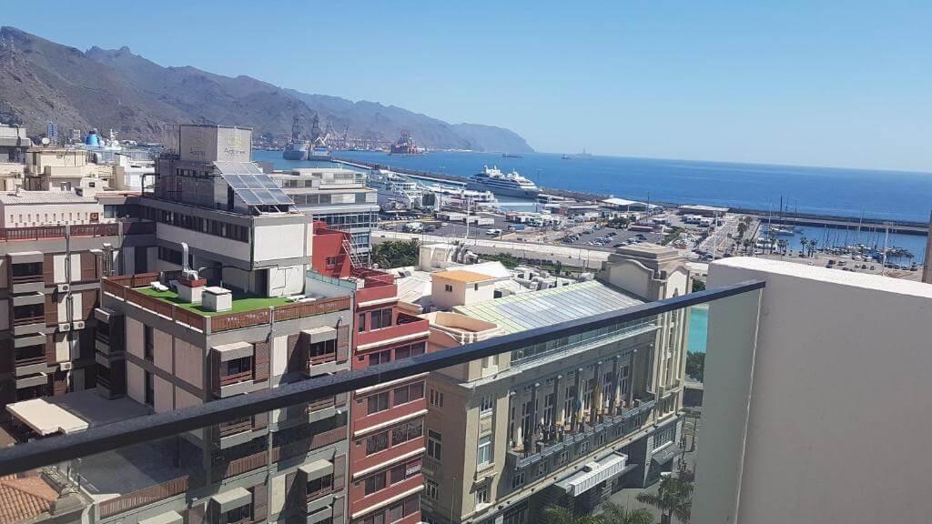 dormir en Tenerife