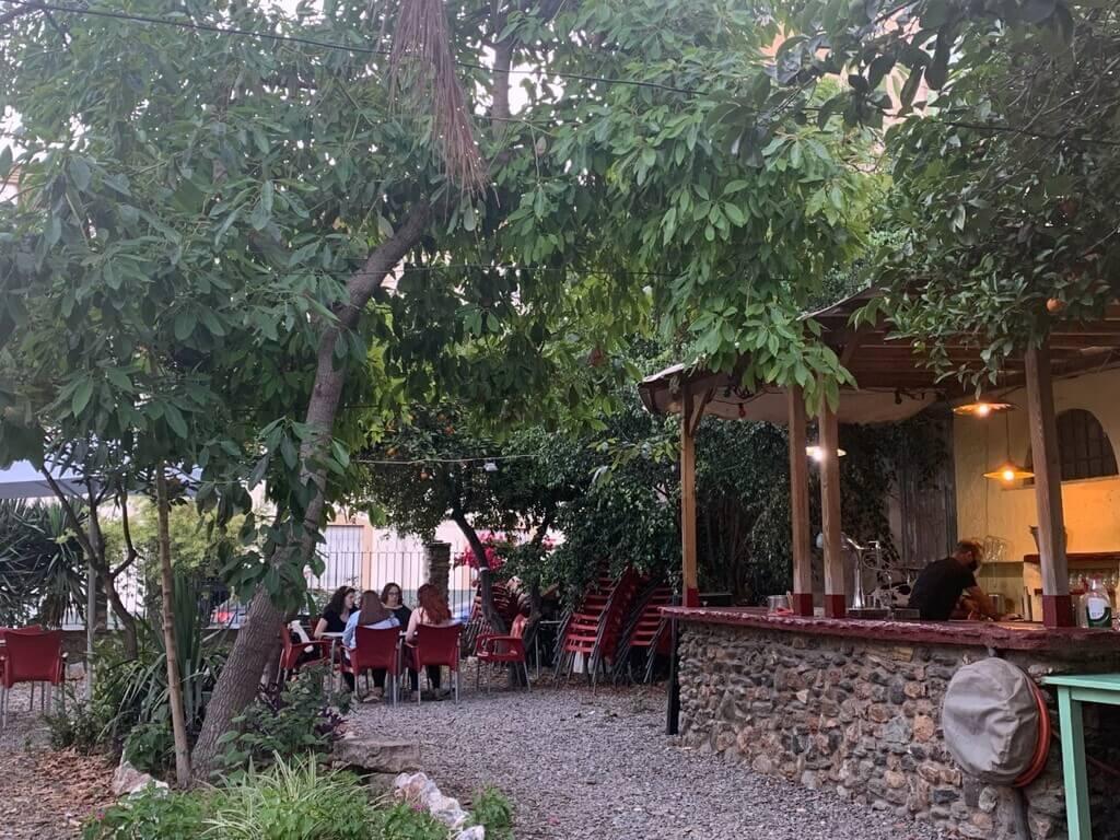 dónde comer en la Alpujarra