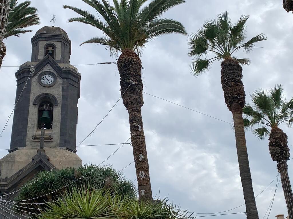 Torre de la Iglesia de Nuestra Señora de la Peña de Francia