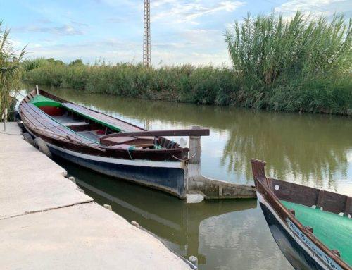 El Palmar o cómo dar un paseo en barca por la Albufera