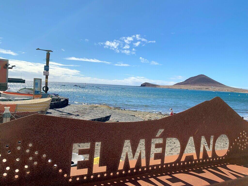 Paseo marítimo de El Médano