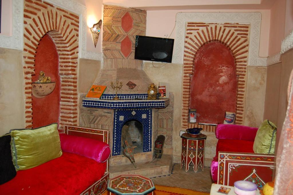 Interior Riad Venezia