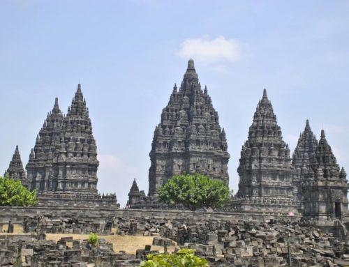 Prambanan. La joya hindú de Indonesia