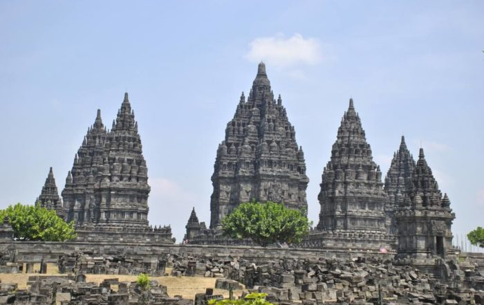 qué ver en Prambanan