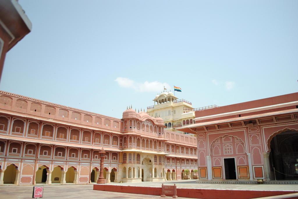 Interior del City Palace