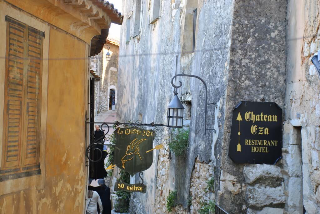 Eze, el pueblo medieval de la Costa Azul