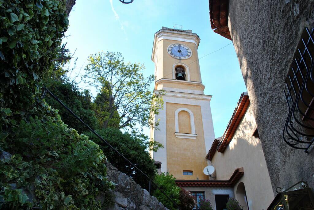 Iglesia de Ntra Sra de la Asunción de Eze