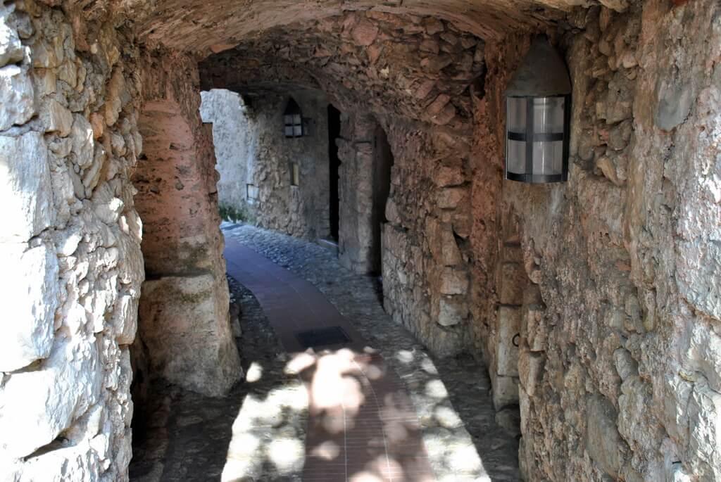 qué ver en Eze, el pueblo medieval de la Costa Azul