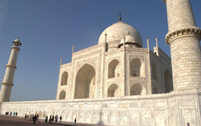 guía para visitar el Taj Mahal