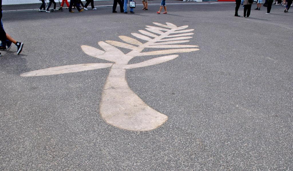 Palma de oro, símbolo del Festival de Cannes
