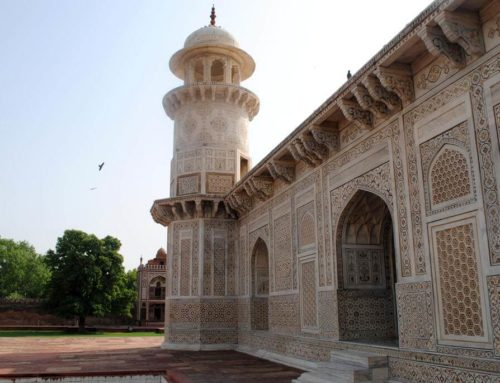 Baby Taj, el otro Taj Mahal de Agra