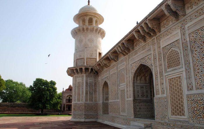el Baby Taj de Agra