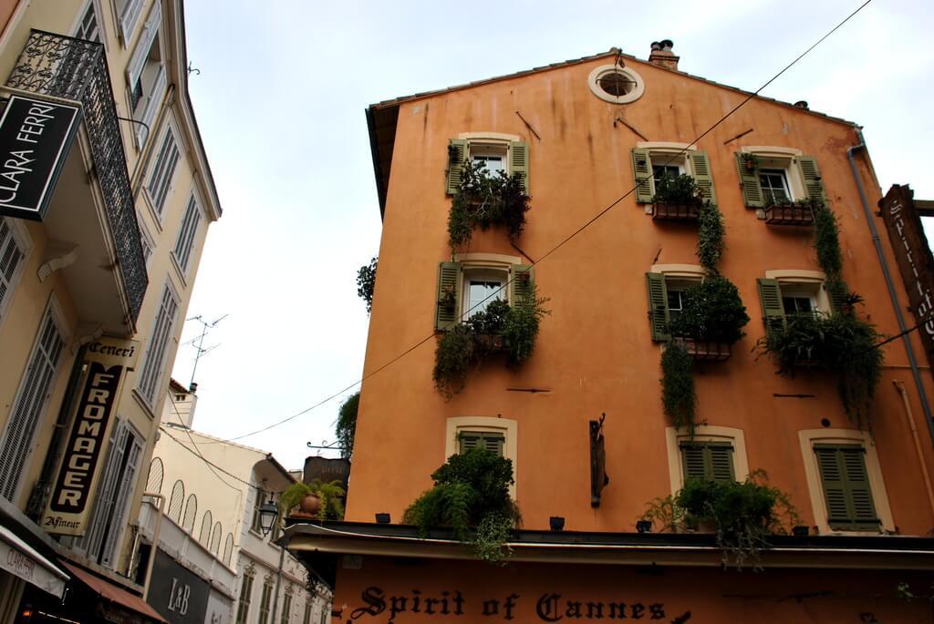 Edificio en Rue Meynadier
