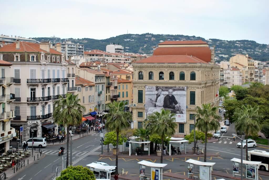 barrio de Le Suquet, Cannes