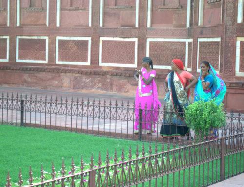 Agra y su Fuerte rojo. Una visita imprescindible