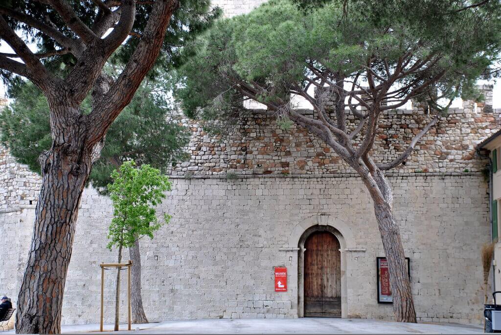 Entrada al Museo Castre