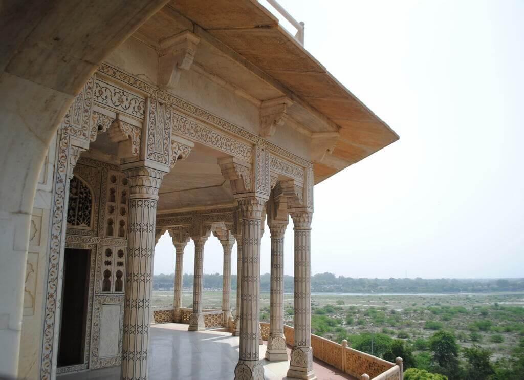Mirador dentro de Musamman Burj