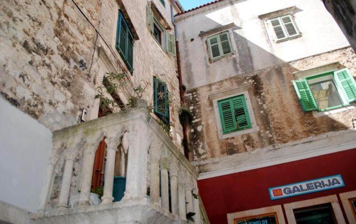 Alojamientos en Croacia
