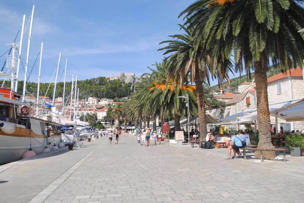 Puerto de Hvar