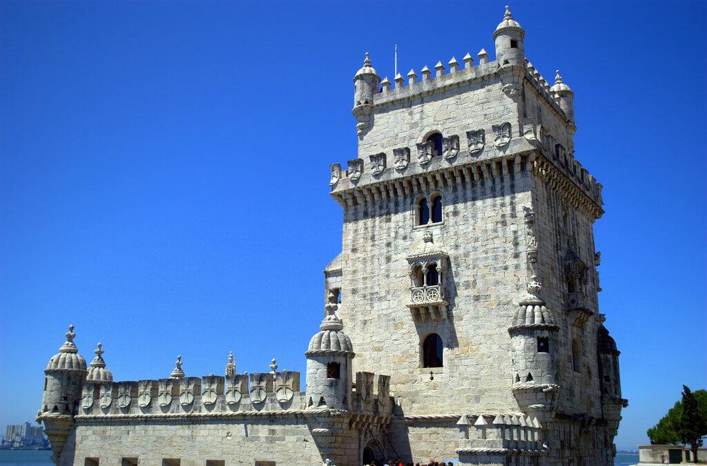 torre de Belem de Lisboa