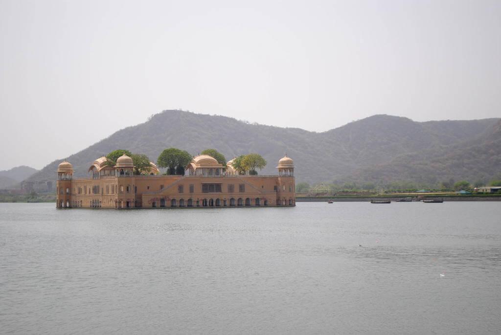Jal Mahal (Palacio del Agua)